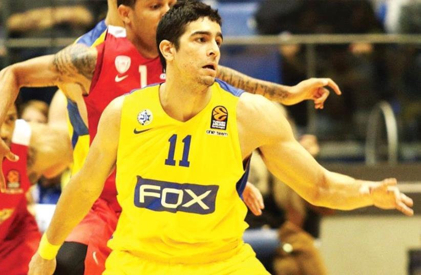 Maccabi Tel Aviv (photo credit: ADI AVISHAI)