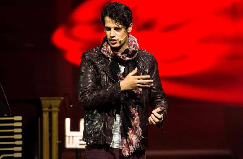 Milo Yiannopoulos (photo credit: WIKIMEDIA)