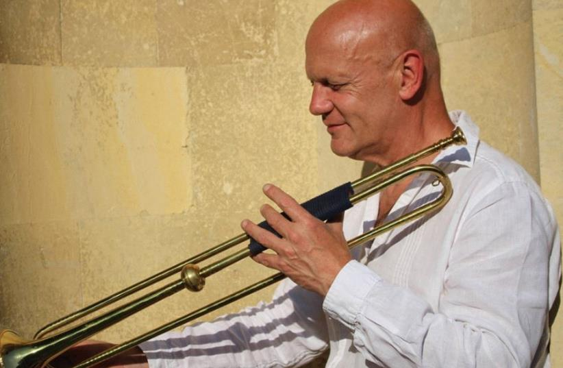 Musician David Staff. (photo credit: RUSSELL GILMOUR)