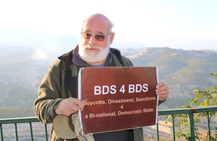 Israeli activist Jeff Halper  (photo credit: Courtesy)