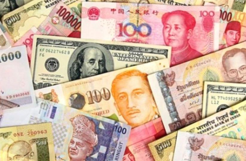 Foreign exchange (photo credit: Courtesy)