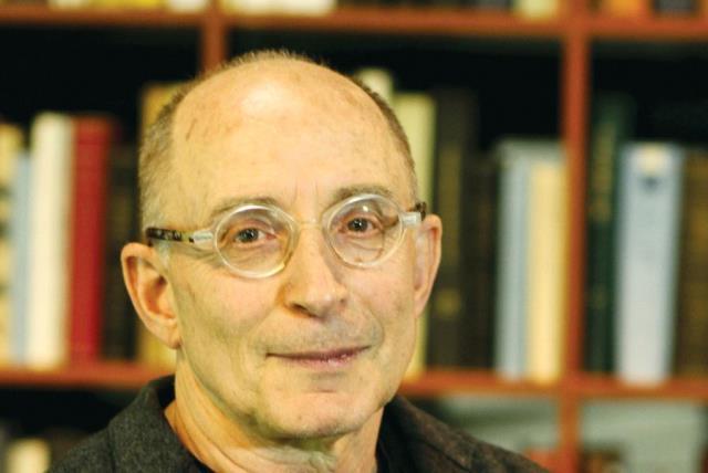 University of Haifa president Professor Ron Robin (photo credit: Courtesy)