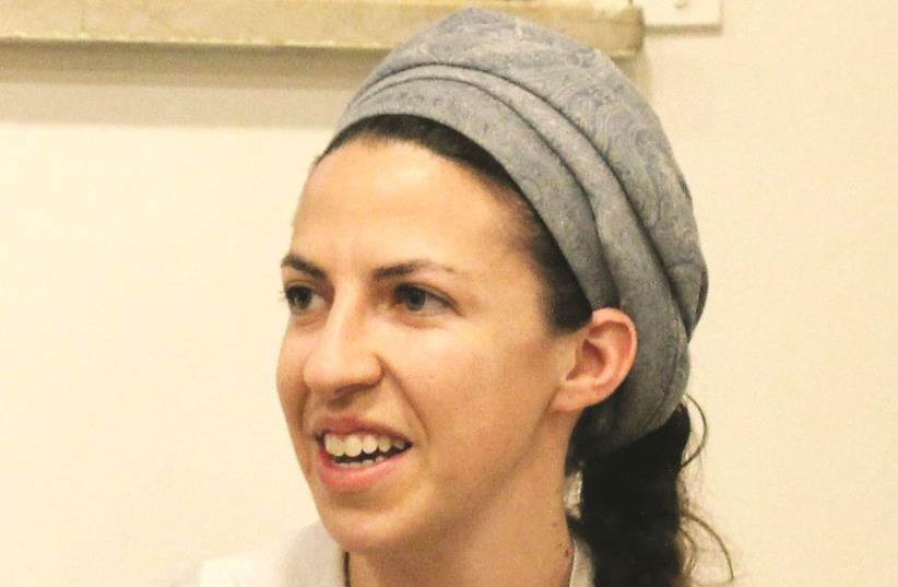 Alexandra Berger-Polsky, directrice de Ladaat (photo credit: DR)