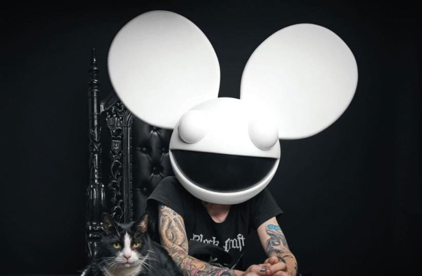 MASKED EDM hitmaker and celebrity DJ Deadmau5.  (photo credit: Courtesy)