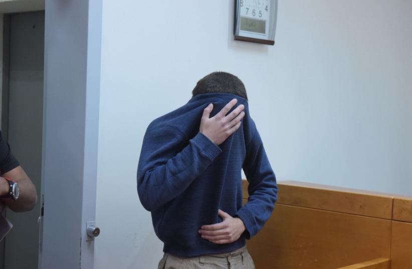 The main suspect behind bomb threats against Jewish communities in the US, Europe, Australia and New Zealand (photo credit: AVSHALOM SASSONI)