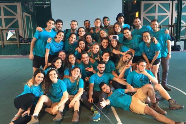 The Jewish Agency's Summer Shlichim program (photo credit: JEWISH AGENCY)