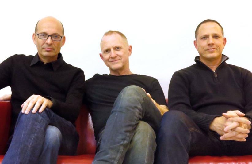 Alto founders (photo credit: DROR KALISKY)