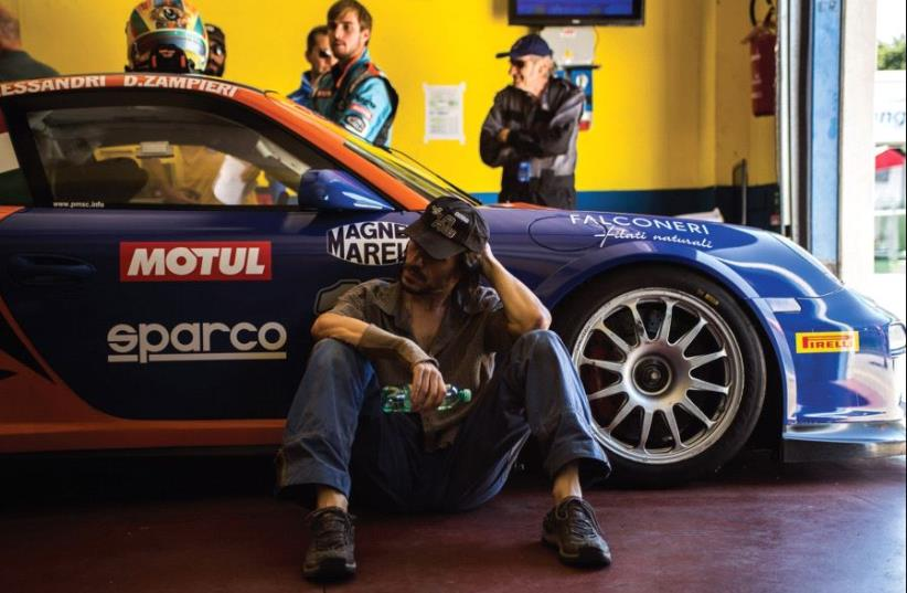 'Italian Race' (photo credit: PR)