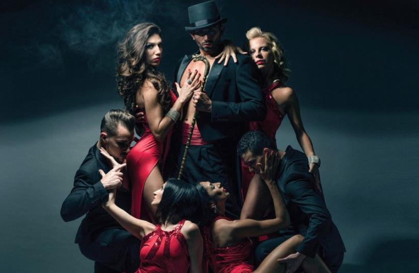 The Marcos Ayala Tango Company (photo credit: PR)