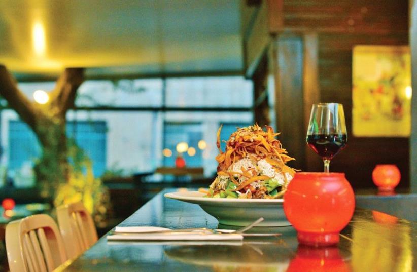 Pompidou restaurant (photo credit: PR)