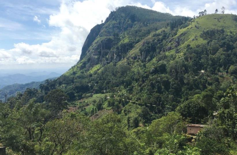 Sri Lanka (photo credit: Courtesy)