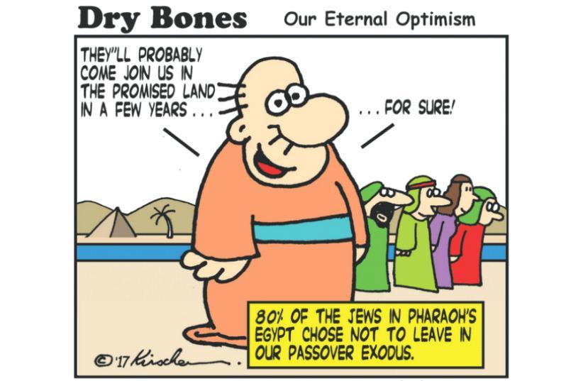Dry Bones (photo credit: DRY BONES)