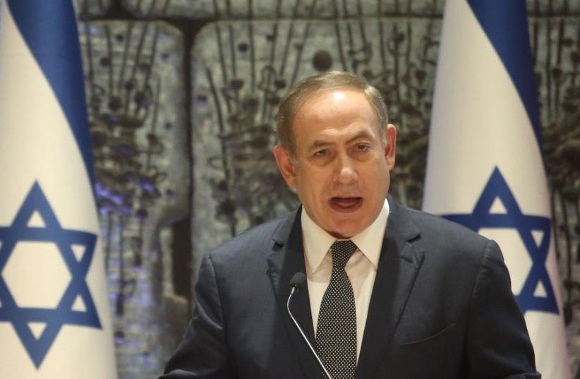 PM Netanyahu (photo credit: MARC ISRAEL SELLEM)