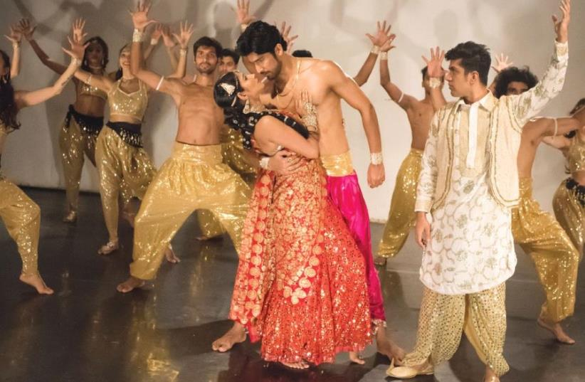 Passage to Bollywood returns to Israel (photo credit: Courtesy)