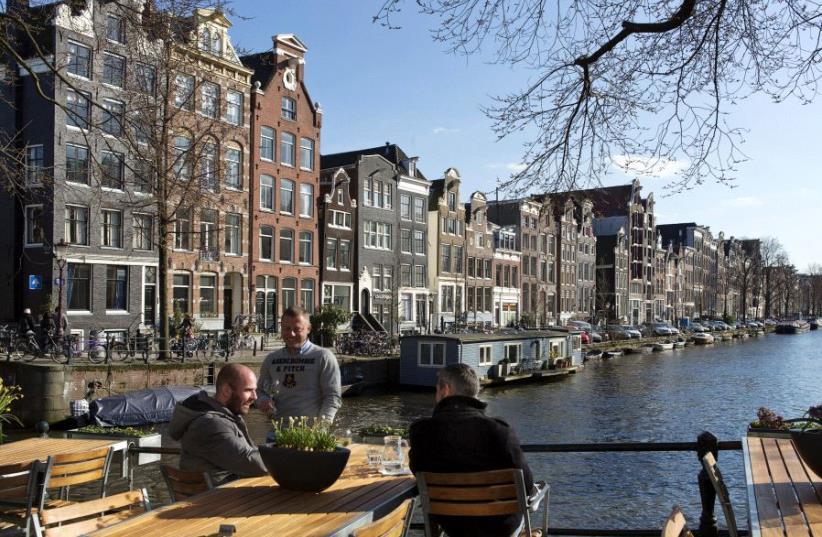 Amsterdam (photo credit: REUTERS)