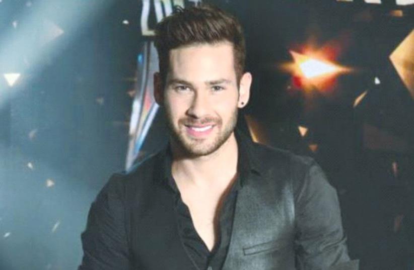 IMRI ZIV will represent Israel at Eurovision 2017 next month. (photo credit: RONEN AKERMAN)