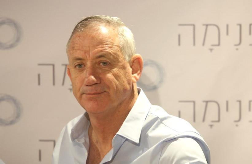 Benny Gantz (photo credit: MARC ISRAEL SELLEM)