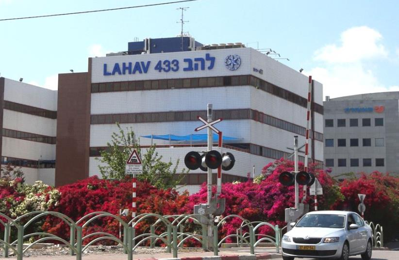 Lahav 433  (photo credit: MARC ISRAEL SELLEM)