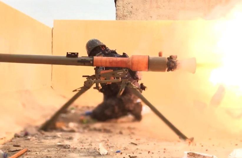 How ISIS operates in Iraq's disputed territories