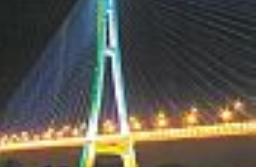 china bridge 88 ap (photo credit: AP)