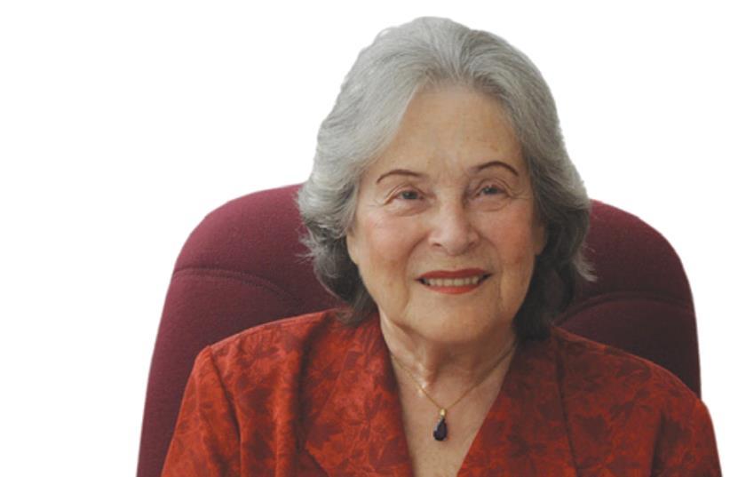 Ruth Arnon (photo credit: Wikimedia Commons)