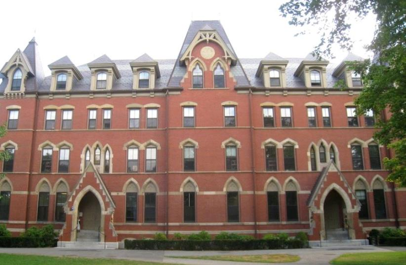 West Hall at Tufts University (photo credit: Wikimedia Commons)