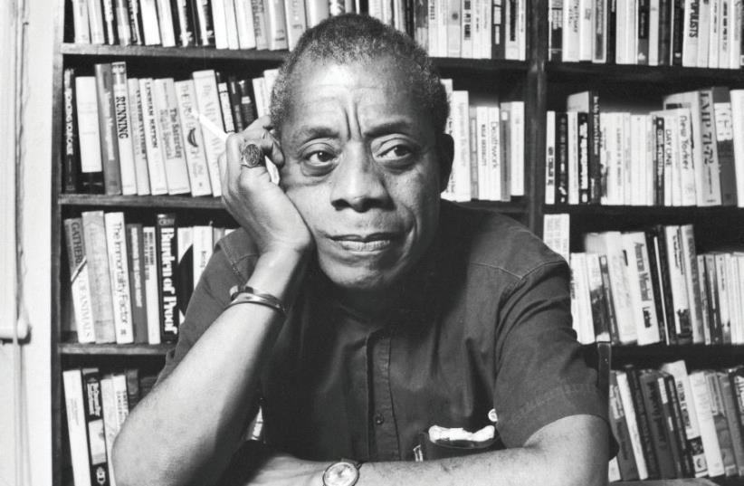 AMERICAN WRITER/POET James Baldwin is the subject of the documentary 'I Am Not Your Negro' to be shown at the upcoming Docaviv Film Festival. (photo credit: VELVET FILM)