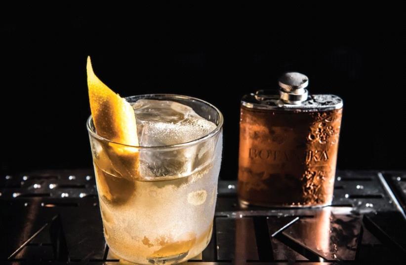 Botanika cocktail bar (photo credit: PR)