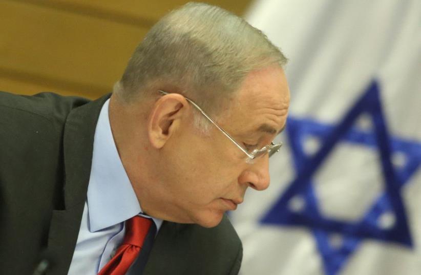 Benjamin Netanyahu (photo credit: MARC ISRAEL SELLEM)