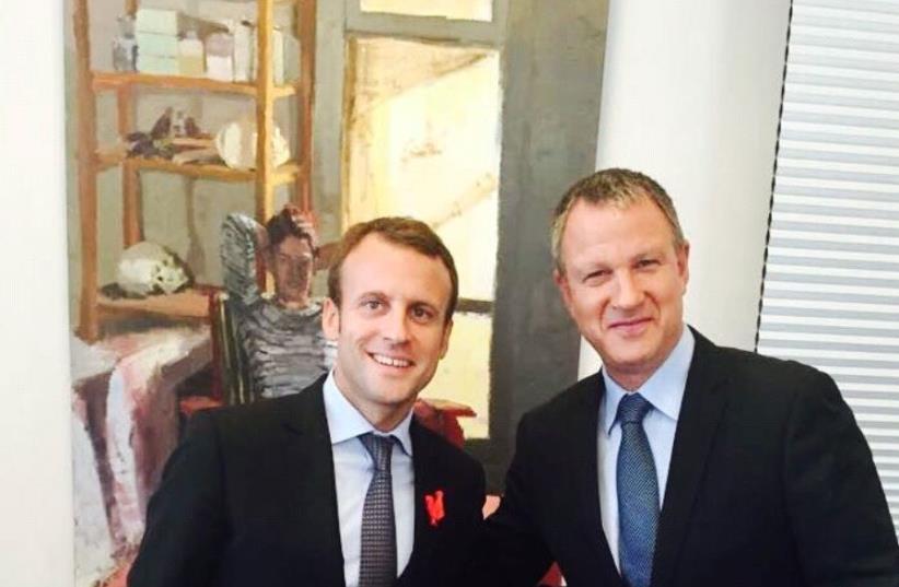 Emmanuel Macron S Israel Ties The Jerusalem Post