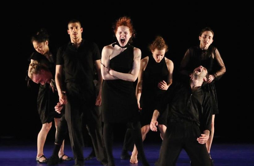 The Batsheva Dance Company (photo credit: PR)
