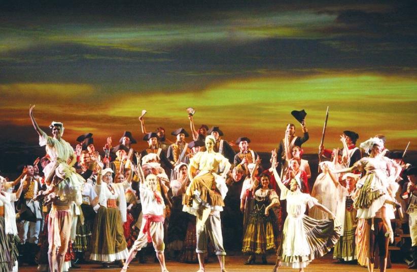 The Israeli Opera (photo credit: COURTESY OF MARIBOR OPERA)