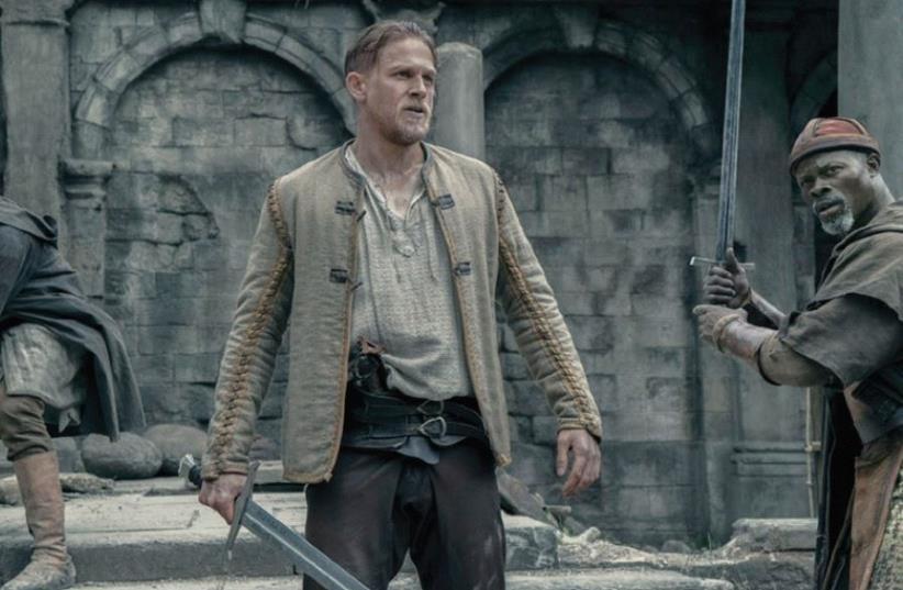 King Arthur: Legend of the Sword (photo credit: PR)