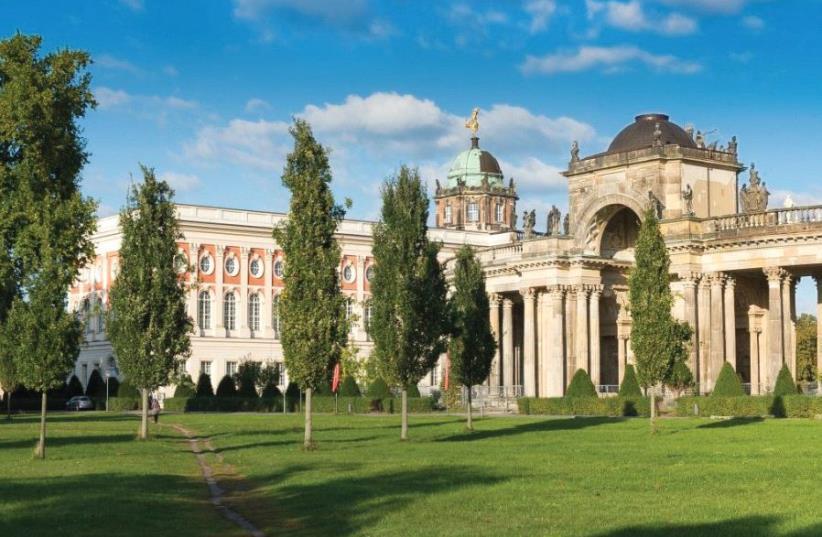 POTSDAM UNIVERSITY – 'the new nucleus of Jewish Studies in Germany.' (photo credit: KARLA FRITZE/UNIVERSITAT POTSDAM)