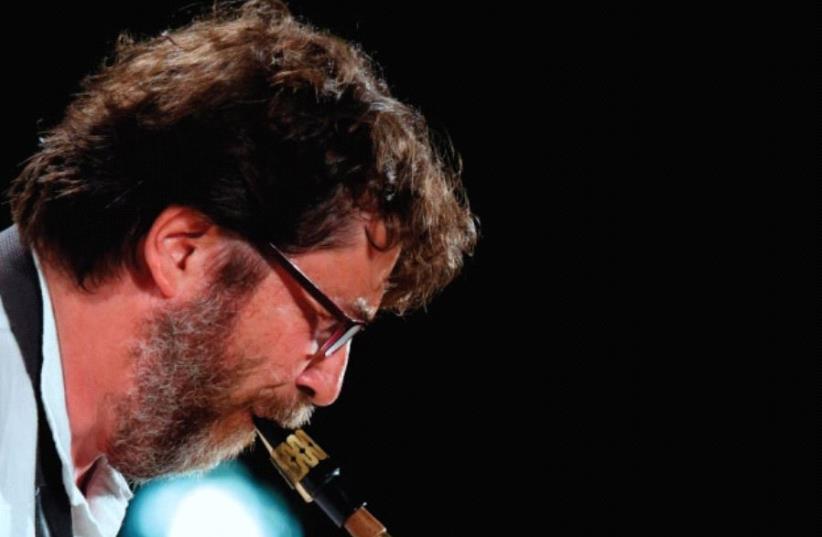 Saxophonist Emanuele Cisi (photo credit: PR)