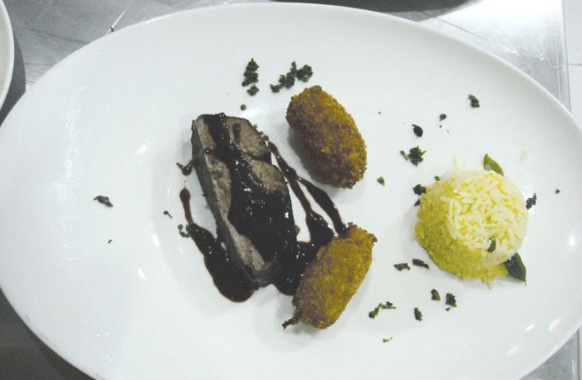 Olive Leaf Restaurant (photo credit: PR)
