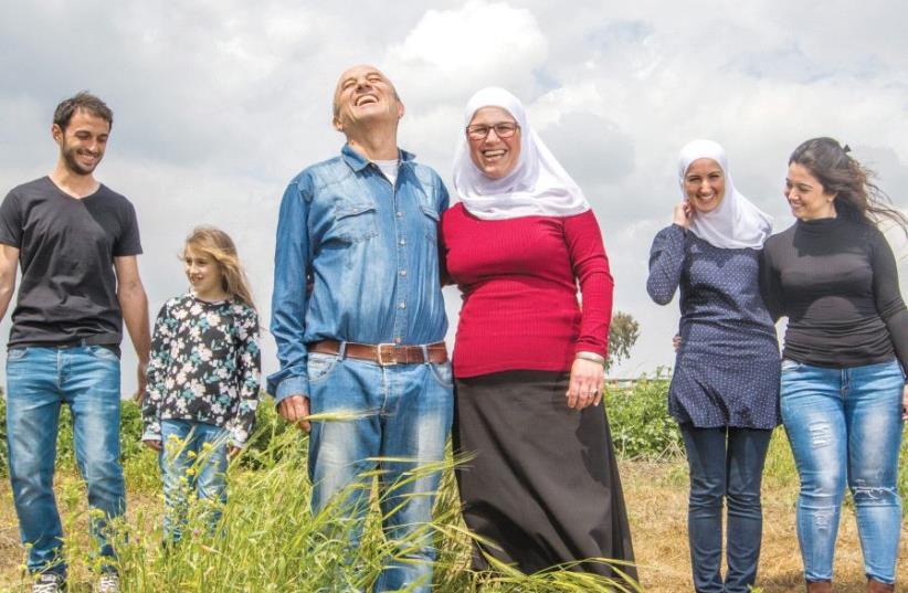 The Nafsu family today (photo credit: YOSSI ALONI)