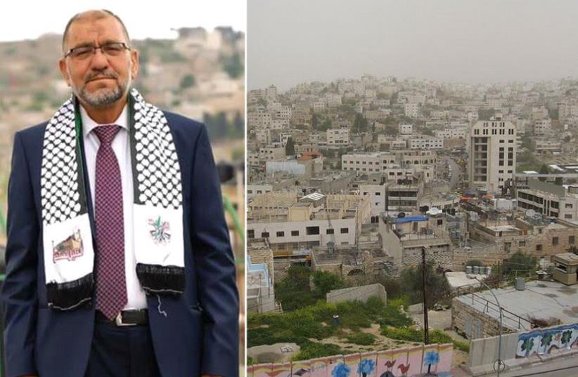 Tayseer Abu Sneineh (photo credit: WIKIMEDIA/بلال الدويك,ARAB MEDIA)