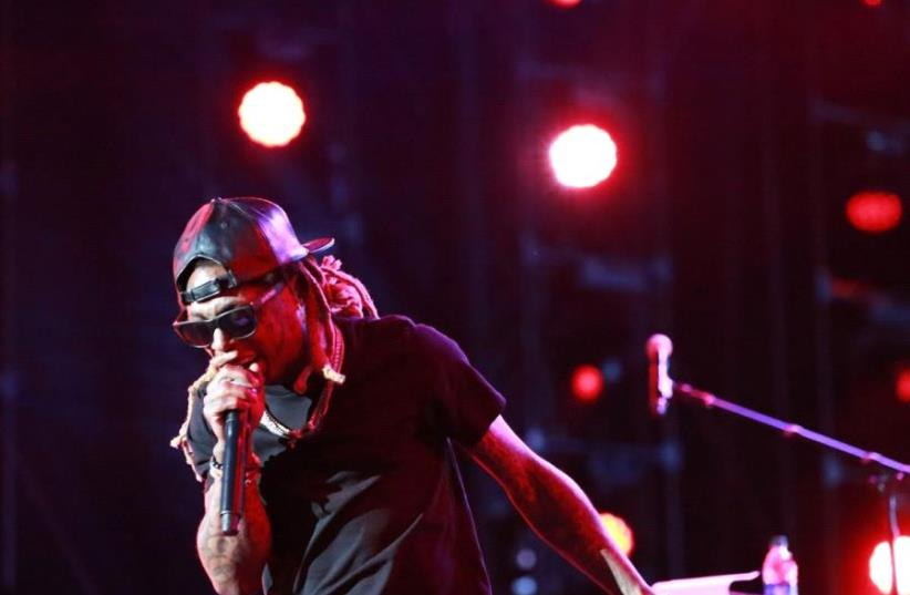 Lil Wayne (photo credit: PR)