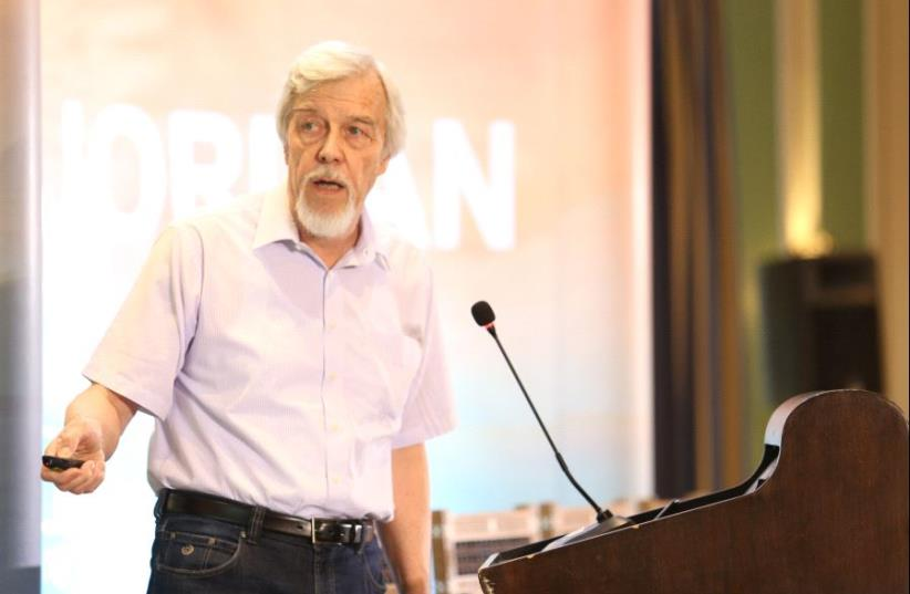 Rolf Heuer, incoming president of the SESAME Council. (photo credit: THE SHARING KNOWLEDGE FOUNDATION)