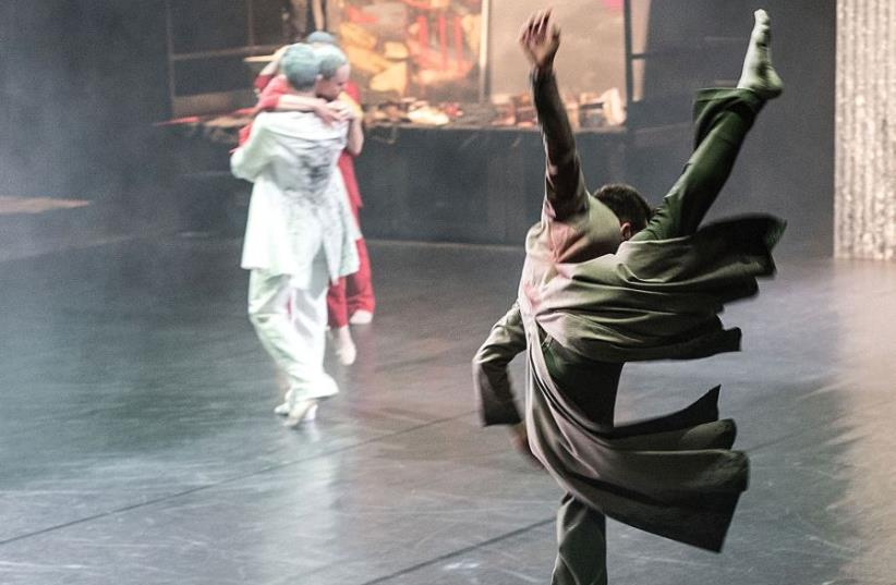 The imPerfect Dancers Company (photo credit: CARLA FALCONETTI)