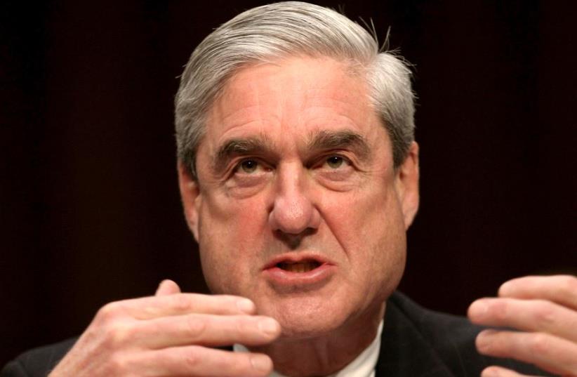 Robert Mueller (photo credit: REUTERS)