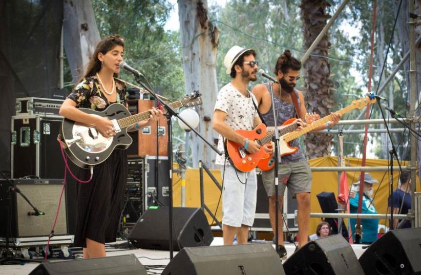 Dorin Yanni Band (photo credit: DORIN YANNI BAND - GUY WASSERMAN)
