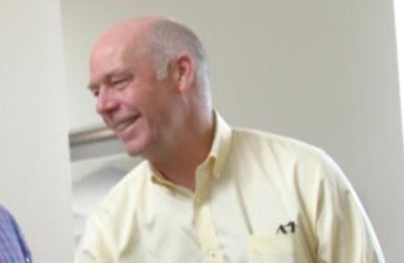 GOP Candidate Greg Gianforte (photo credit: REUTERS)