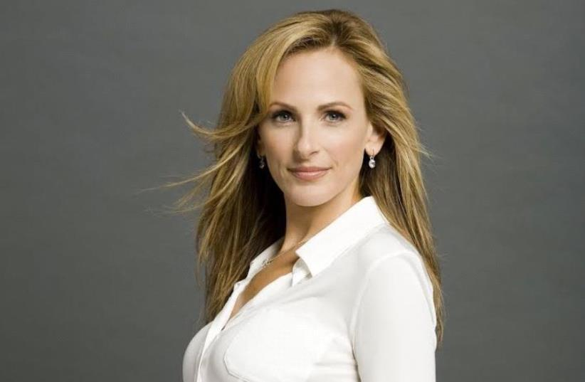 Marlee Matlin (photo credit: Courtesy)