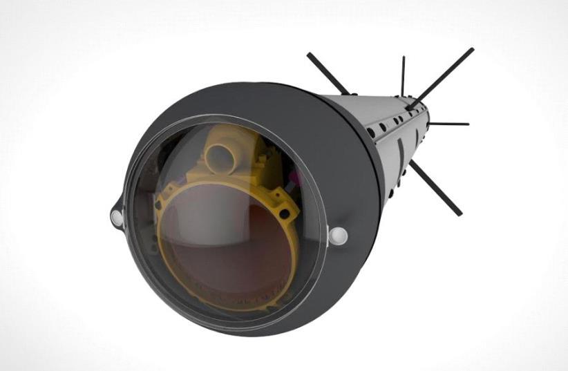Spike LR II system (photo credit: RAFAEL ADVANCED DEFENSE SYSTEMS)
