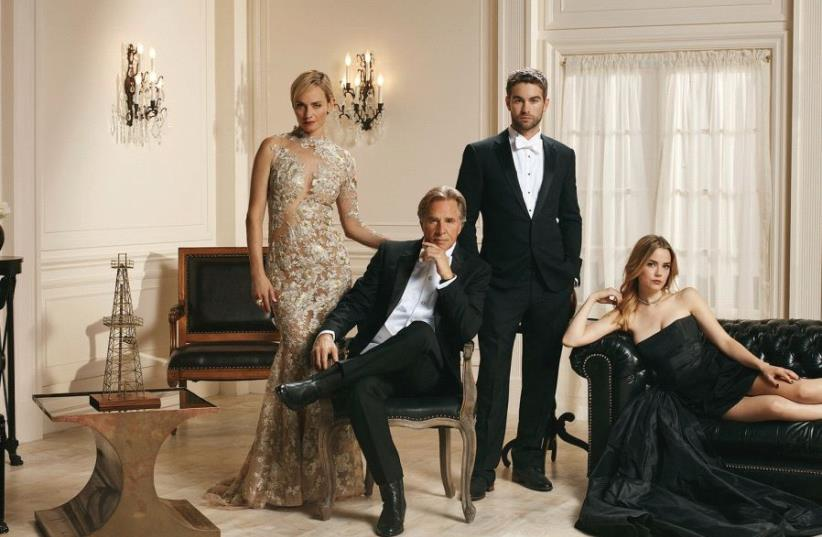 TV soap opera Blood and Oil (photo credit: PR)