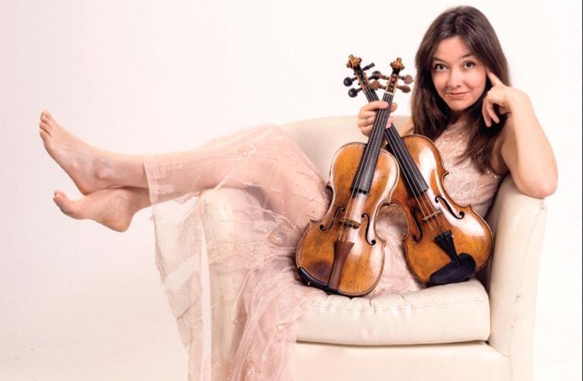 Lina Tur Bonet (photo credit: PABLO F. JUÁREZ)