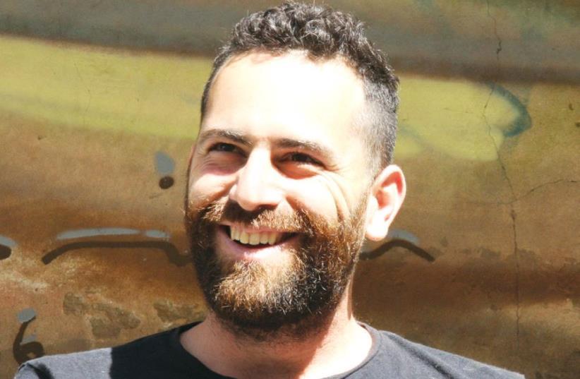 Robert Ungar, one of Onya's founders (photo credit: FRANZISKA KNUPPER)