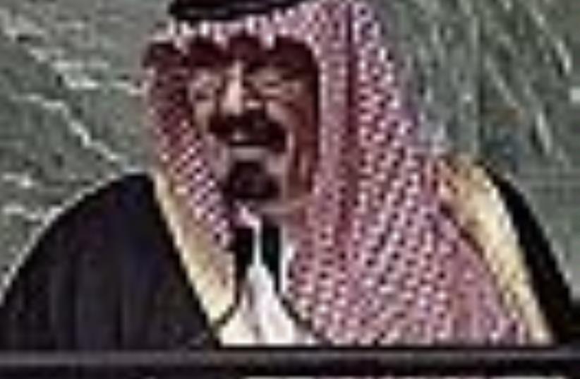saudi abdullah 88 (photo credit: CNN)